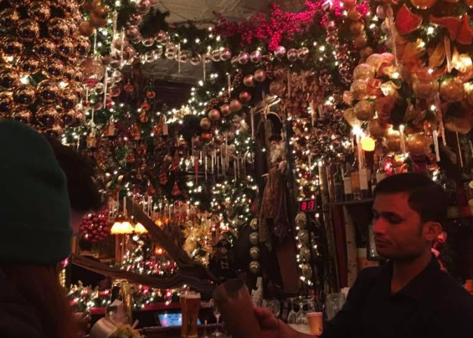 A Very Merry Christmas Guide to New York City | www.agreatbighunkofworld.com | A Great Big Hunk of World