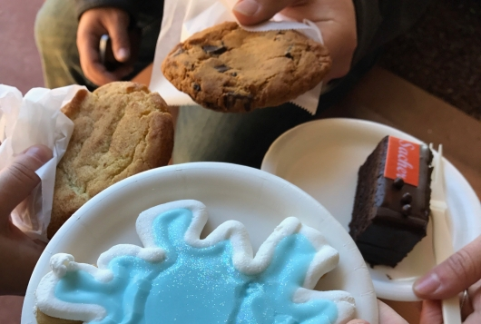 8 Must-Try Bites at Epcot's Festival of the Holidays | A Great Big Hunk of World | www.agreatbighunkofworld.com | #agbhow | Disney World