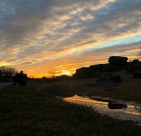 A Winter Weekend in Gettysburg Pennsylvania   Top Things to Do in Gettysburg   #AGBHOW   www.agreatbighunkofworld.com   Gettysburg National Military Park