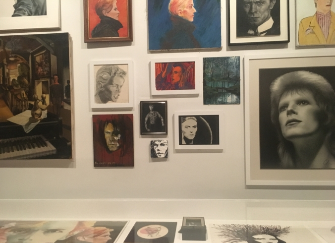 David Bowie Is .. at the Brooklyn Museum | Things to Do in New York City | #agbhow | www.agreatbighunkofworld.com