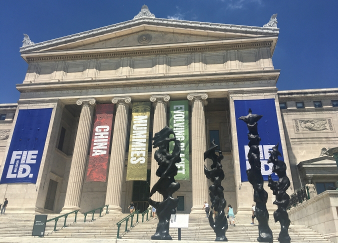 How to Experience Chicago in Two Days | Weekend Trips | US Travel | Chicago, Illinois | AGBHOW | www.agreatbighunkofworld.com | The Field Museum
