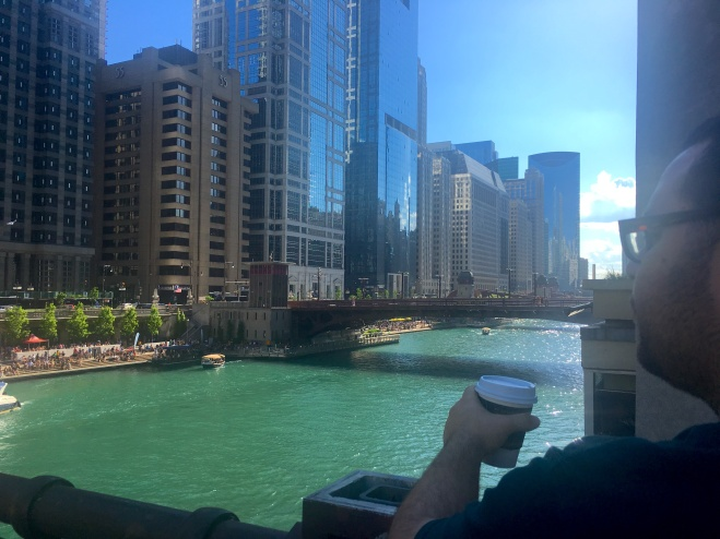 How to Experience Chicago in Two Days | Weekend Trips | US Travel | Chicago, Illinois | AGBHOW | www.agreatbighunkofworld.com | Chicago Riverwalk