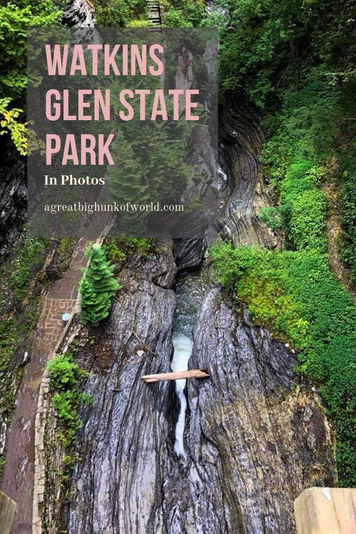 Watkins Glen State Park | Visit New York | A Great Big Hunk of World | #agbhow | www.agreatbighunkofworld.com | Must Visit State Parks